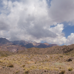 Andes clouds